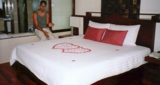 Anantara Si Kao Resort: chambre