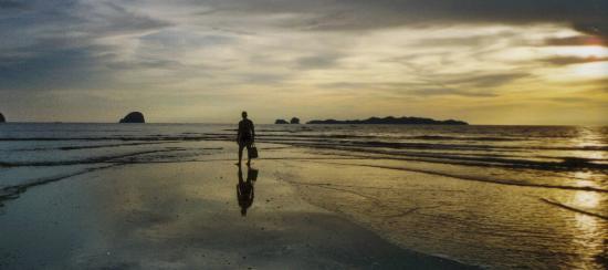 Anantara Si Kao Resort: plage