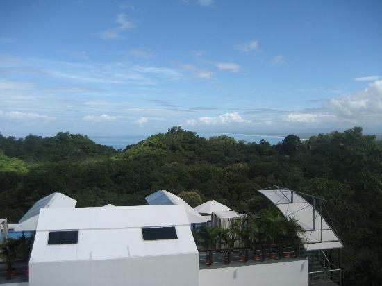 Gaia Hotel & Reserve: terrace