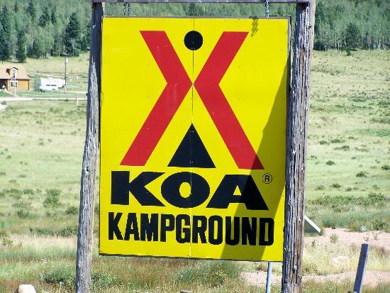 KOA-Cripple Creek: KOA