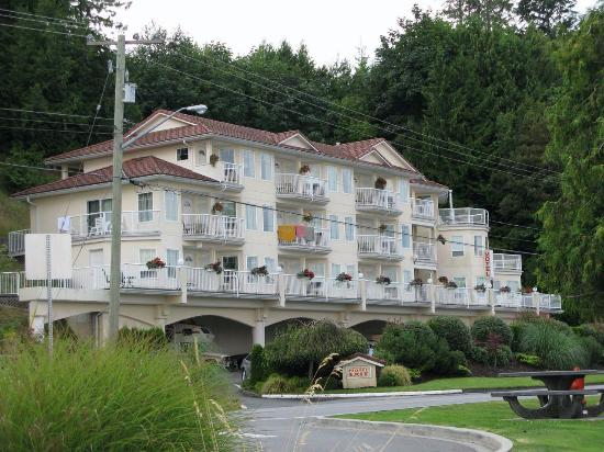Casa Grande Inn: Exterior of Inn