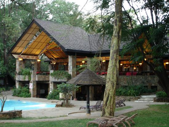 Samburu Serena Safari Lodge Hotel