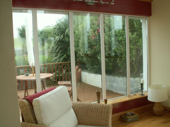 Pairc Lodge B & B: Sun Room