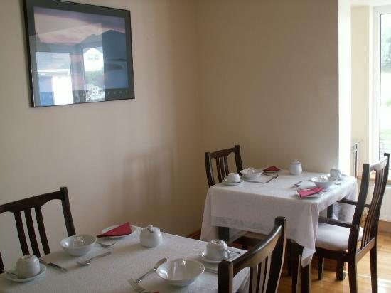 Pairc Lodge B & B: The breakfast room