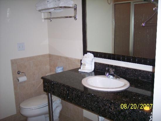 Tahitian Inn Hotel Cafe Spa Granite Countertops