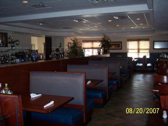 Tahitian Inn Hotel Cafe & Spa: The Cafe
