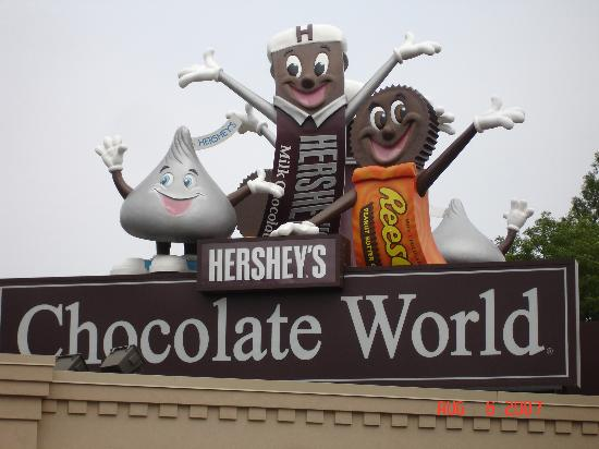 The Suites at Hershey: Hershey World