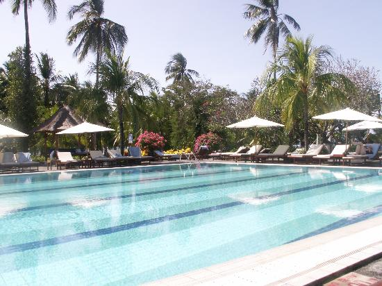 Club Med Bali: Fabulous pool area