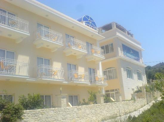 Hotel Porto Plakias: Porto Plakias Hotel
