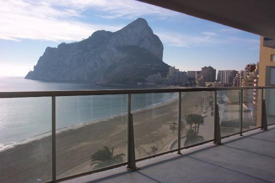 Apartamentos Hipocampos: Apartamentos con vista al mar de reciente bconstrucción.