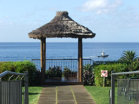 Porto Mare Hotel: View of Sea