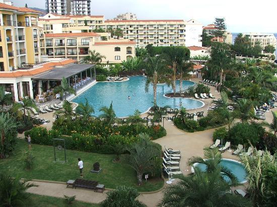 Porto Mare Hotel: Pool View