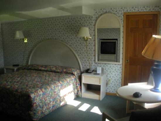 Rodeway Inn Lee: My room