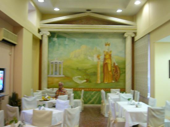 Hotel Solomou Athens: Speisezimmer