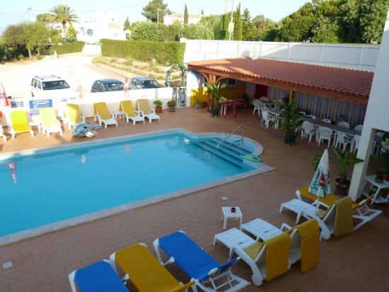 Villa Welwitshia: Pool