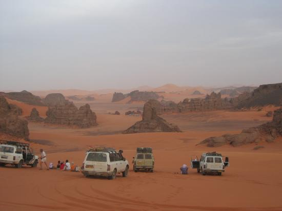 الجزائر: il deserto più bello