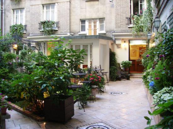 Una joya para el viajero hotel nicolo pictures - Decorar jardin pequeno ...