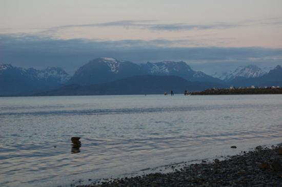 Kachemak Bay in Homer, Alaska