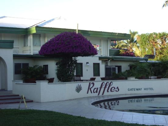 Fiji Gateway Hotel: Raffles Bouganvillea