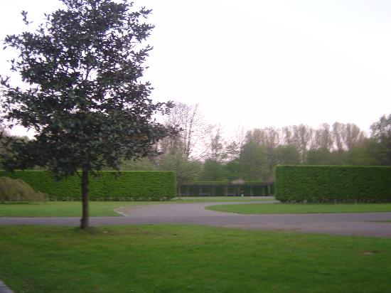 Novotel Amsterdam City: Park near Novotel