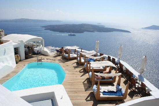 Sun Rocks Hotel Santorini | 2018 World's Best Hotels