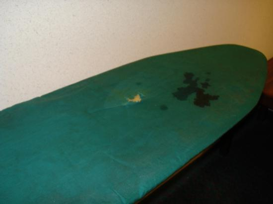 Ironing board - Picture of Microtel Inn & Suites by Wyndham Meridian ...