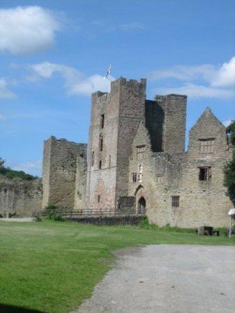 Ладлоу, UK: Ludlow castle 1