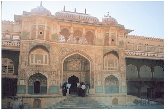 Jaipur, Inde : City Palace