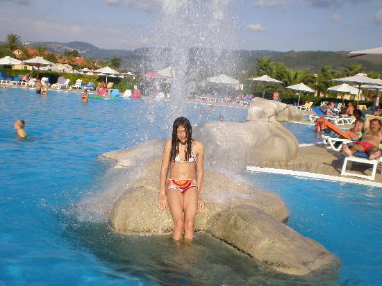 Garden Resort Calabria: am großen Pool
