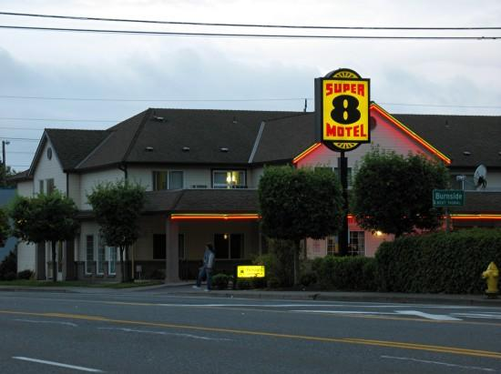 Super 8 Gresham/Portland Area OR: Super 8 Motel, Gresham, Oregon