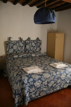 Fattoria Bacio: La Casina Bedroom