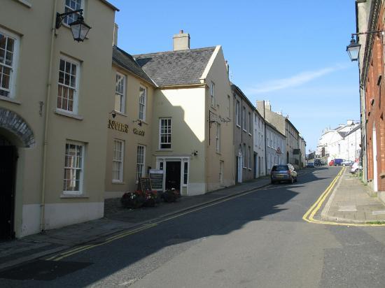 Downpatrick, UK: Exterior