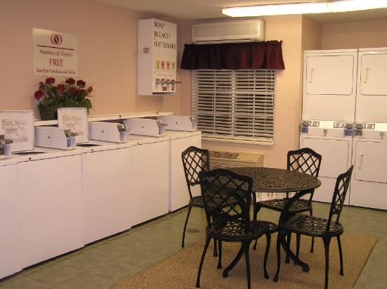 Candlewood Suites Clearwater: Laundry