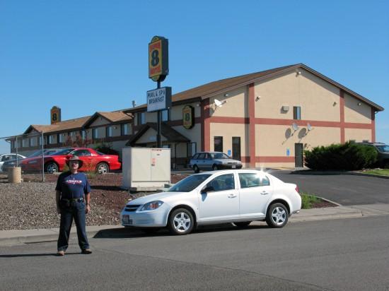 Super 8 Pendleton: Super 8 Motel, Pendleton, Oregon