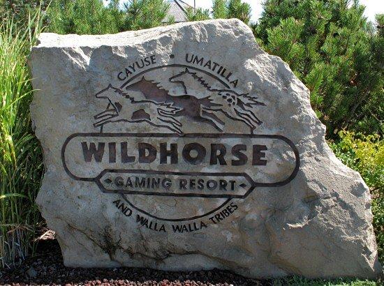 Pendleton, OR: Wildhorse Casino