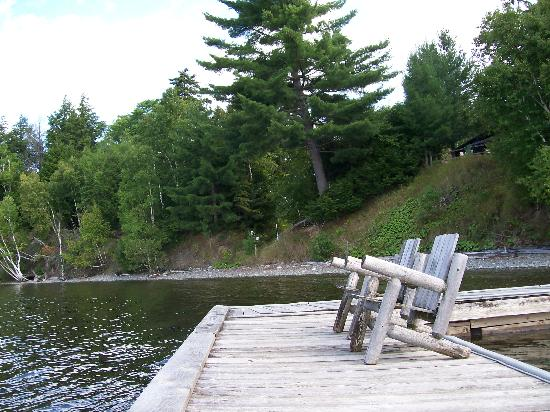 Beaver Cove Camps: Relax!