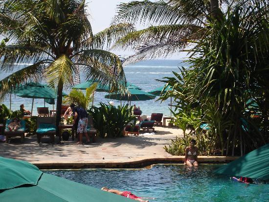 Novotel Bali Benoa: piscine de l'hôtel