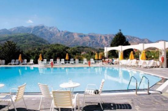 Hotel Venus: pool