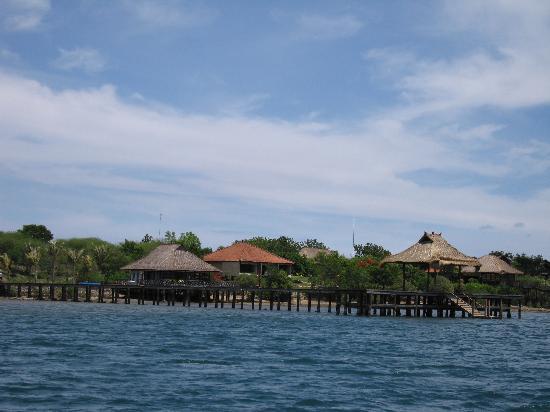 Naya Gawana Resort & Spa: The jetty