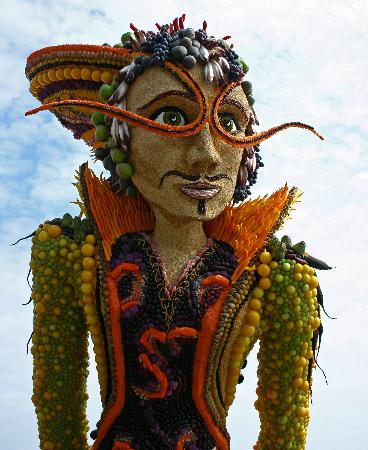 Gelderland Province, เนเธอร์แลนด์: Fruit Parade Tiel - The Netherlands