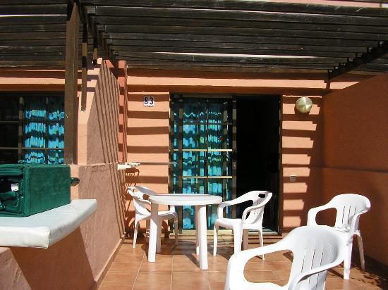 Jardin Del Sol Apartments The Terrace