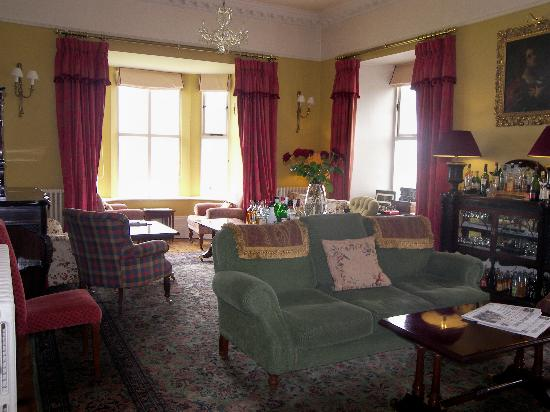 Moy House: drawing room