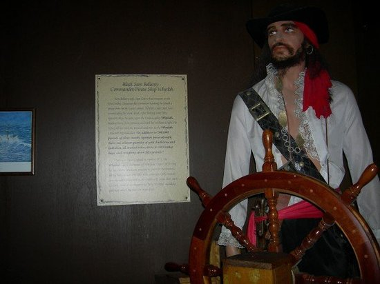 New England Pirate Museum