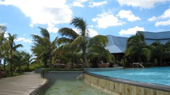 Victoria Beachcomber Resort & Spa: Pool for kids