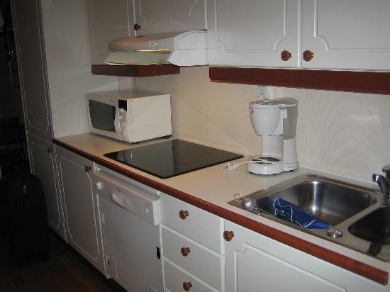 InCity Hotel and Apartments : Habitación 303