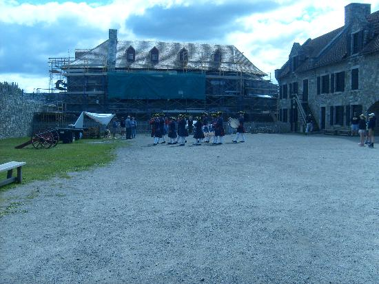 The Inn on Lake Champlain: Fort Ticonderoga