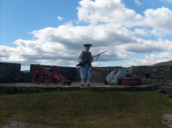 The Lake Champlain Inn - TLC Inn: Fort Ticonderoga
