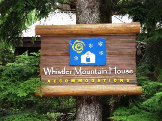 Whistler Mountain House