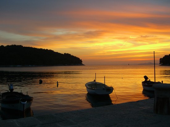 Cavtat, Croatia: peace and quiet