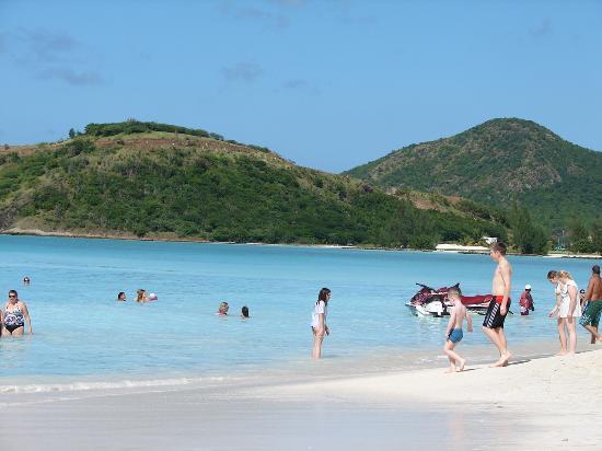 Castaway Beach, Antigua